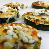 Zucchini Pizza Bites from Rachel Schultz