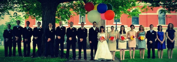 Wedding from Rachel Schultz