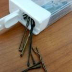 TIC TAC BOBBY PIN CASE