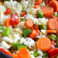 Healthy Breakfast Stir Fry from Rachel Schultz