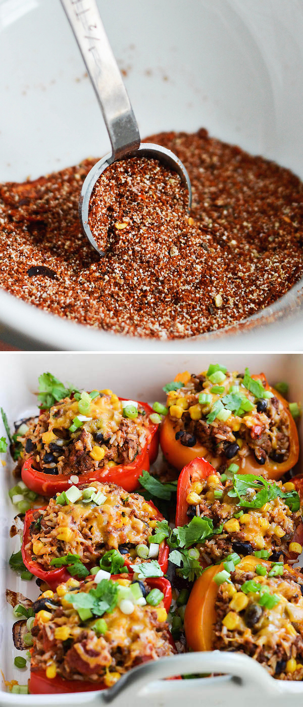 MEXICAN SEASONING from Rachel Schultz