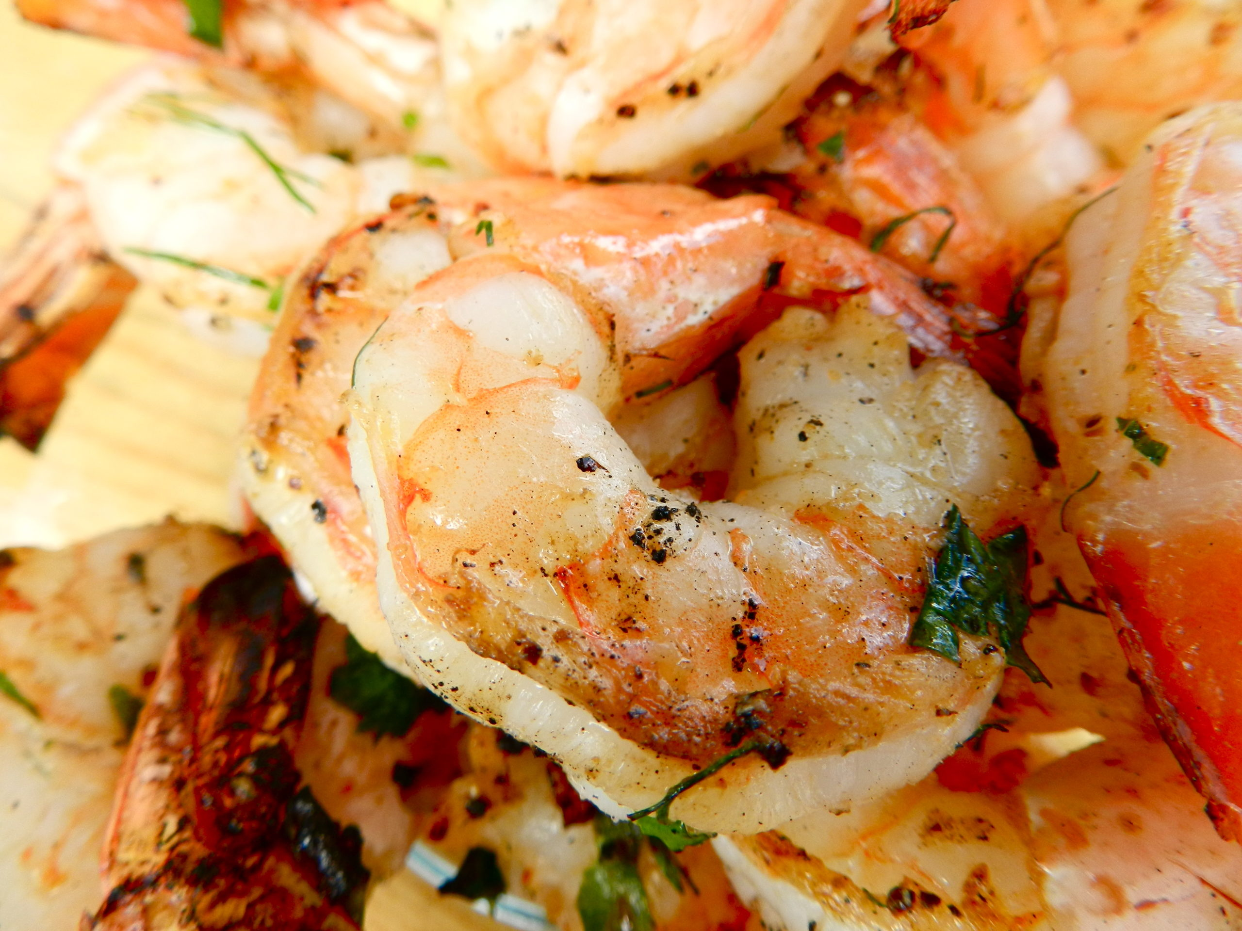SPICY SHRIMP MARINADE