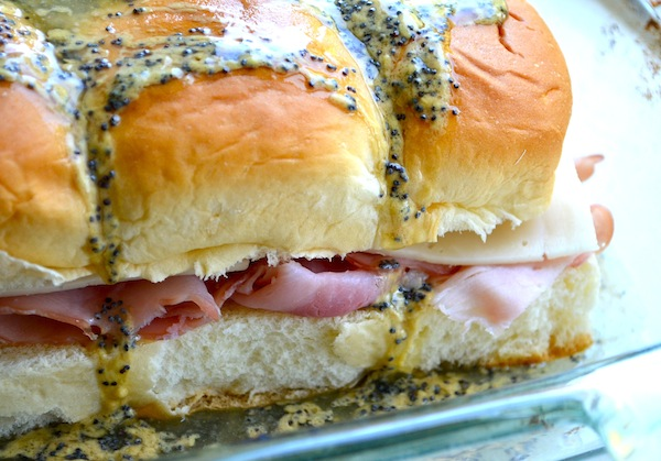 Hawaiian Baked Ham Sliders 1