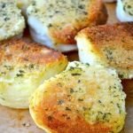 PARMESAN & PARSLEY BISCUITS