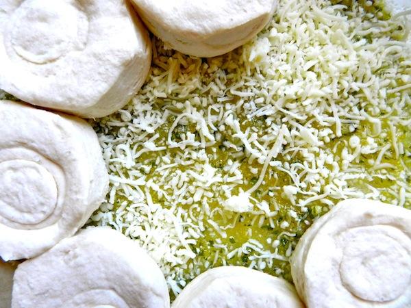 Parmesan & Parsley Pull-Apart Biscuits from Rachel Schultz