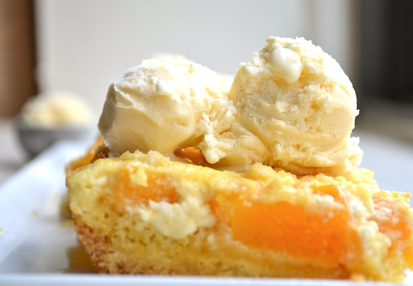 Peach Cobbler With Yellow Cake Mix And Cream Cheese