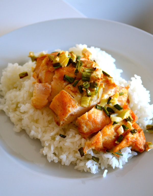 Fiesta Lime Chicken from Rachel Schultz