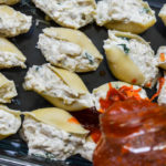 FETA & SPINACH STUFFED SHELLS