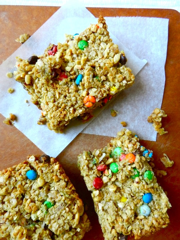 Yum Yum Bars from Rachel Schultz
