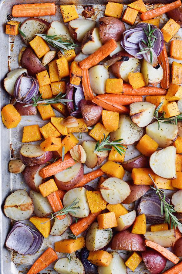 Rachel Schultz Roasted Root Vegetables