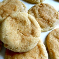 Perfect Snickerdoodles from Rachel Schultz
