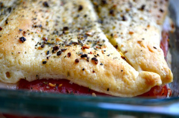 Italian Layer Sub Bake by Rachel Schultz