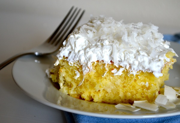 Wonderfully Fluffy & Moist Coconut Cake from Rachel Schultz