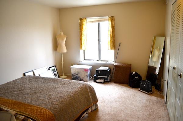 Master(ing this) Bedroom from Rachel Schultz
