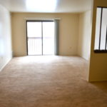 OUR NEW (EMPTY) APARTMENT