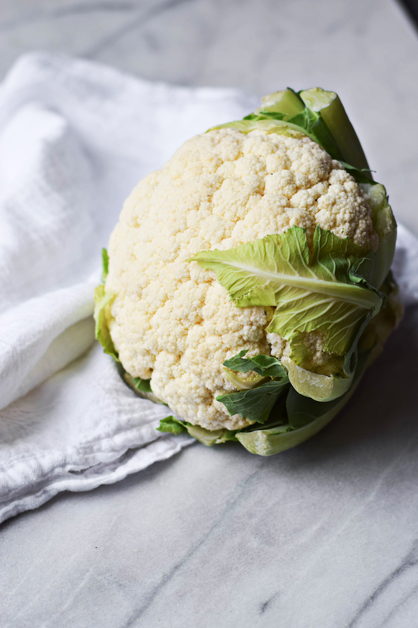 MASHED CAULIFLOWER