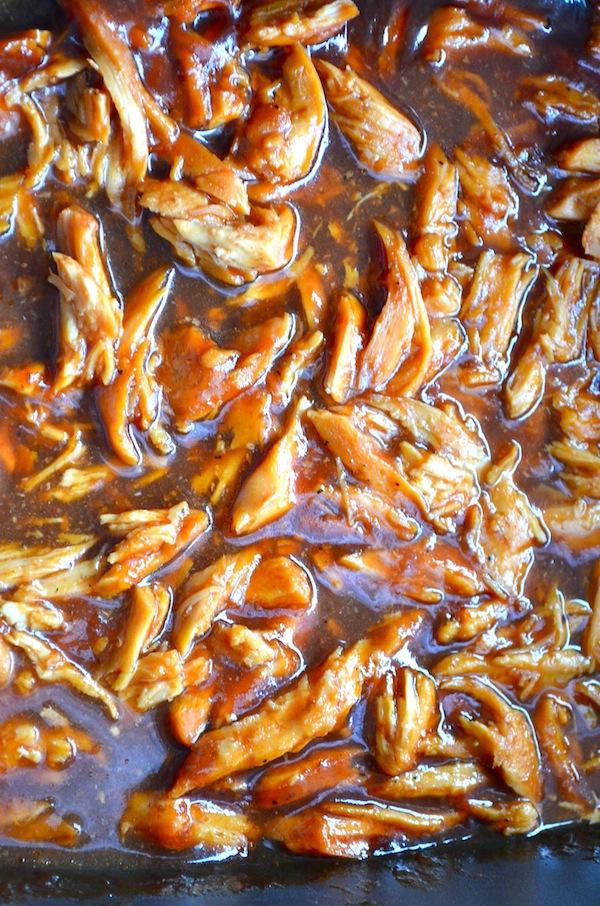 Secret Ingredient Crock Pot BBQ from Rachel Schultz