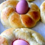 SLIGHTLY SWEET BRAIDED BREAD