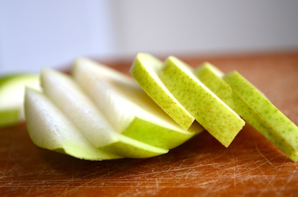 Pear & Brie Cherry Chipotle Panini from Rachel Schultz