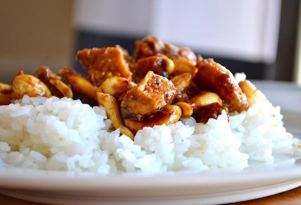 Crock Pot Cashew Chicken from Rachel Schultz