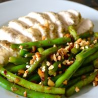 Tangy Thai Green Beans from Rachel Schultz