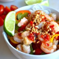 Thai Shrimp Salad from Rachel Schultz