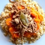 FILIPINO PULLED PORK & MASHED SWEET POTATOES