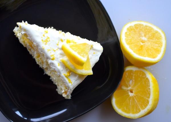 Lemonade Cake from Rachel Schultz