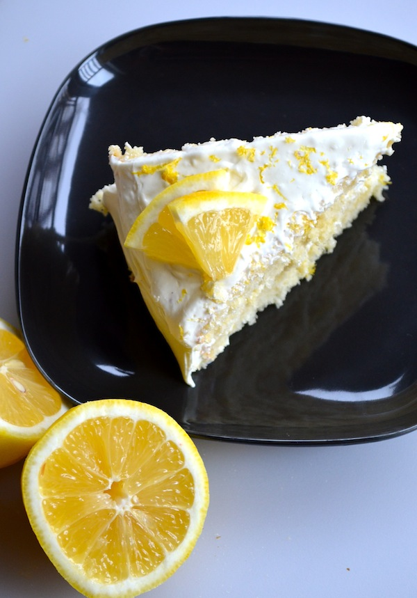 Lemonade Cake from Rachel Schultz