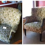 acquiring an arm chair (for cheap)