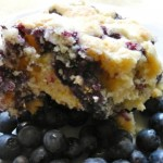 blueberry & buttermilk breakfast bread