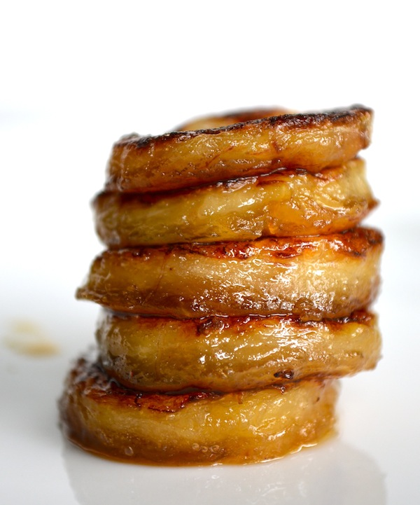 """Fried"" Honey Banana from Rachel Schultz"