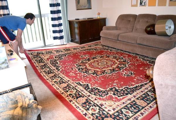 Making Some Rug Dreams a Reality from Rachel Schultz