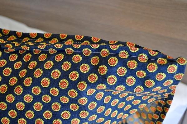 How to DIY Standard Pillowcases from Rachel Schultz
