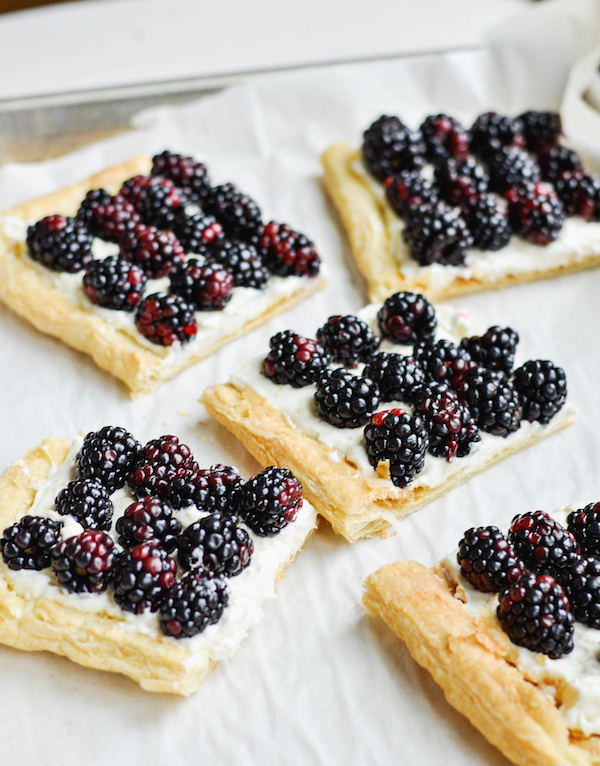 Cream Cheese Tart from Rachel Schultz