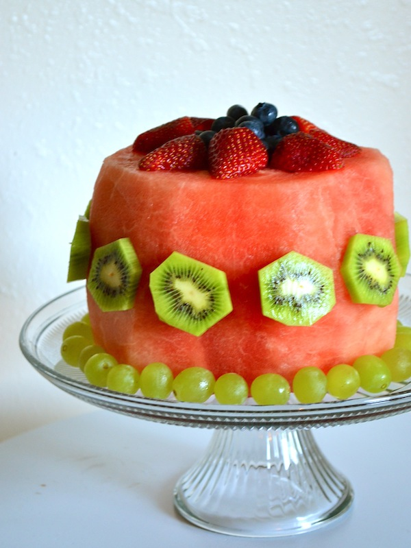 Fruit Cake (But not like you're thinking) from Rachel Schultz