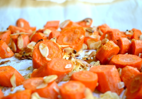Mint & Coconut Carrot Salad from Rachel Schultz