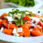MINT & COCONUT CARROT SALAD