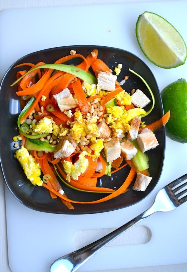 Noodle Free Pad Thai from Rachel Schultz