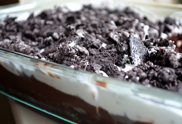 Chocolate Lasagna from Rachel Schultz