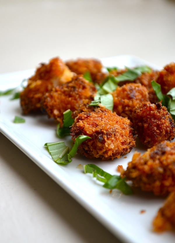 Chipotle Popcorn Chicken from Rachel Schultz