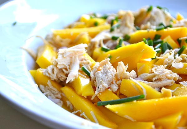 Mango Salad from Rachel Schultz