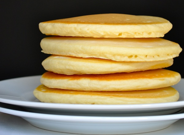 Old-Fashioned Pancakes from Rachel Schultz