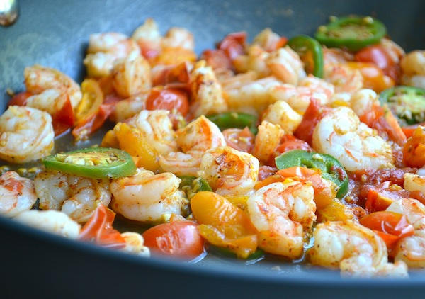 Shrimp Nachos from Rachel Schultz