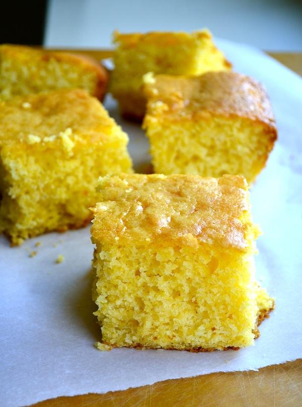 Easy Cornbread Cake Mix Recipe