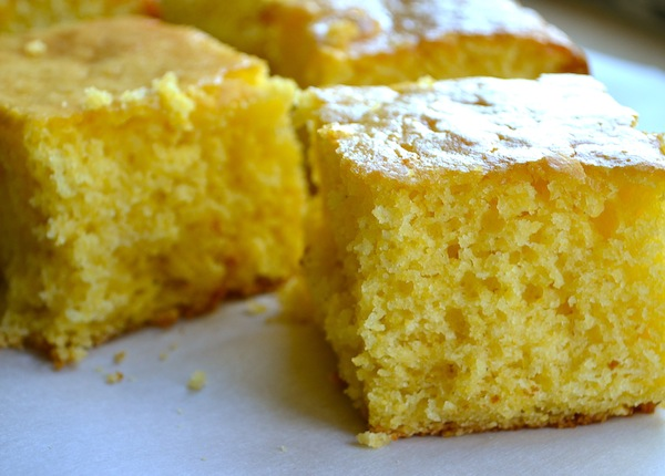 Best Cake Like Cornbread Recipe