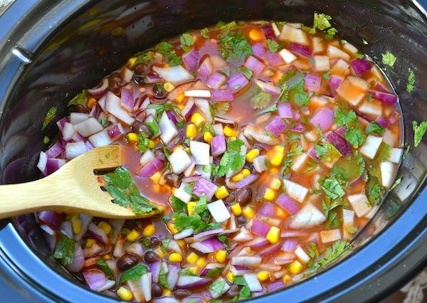 crock pot santa fe chicken crock pot santa fe chicken this crock pot ...