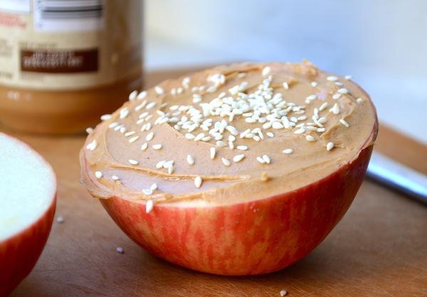 Triple Layer Apple Breakfast Sandwich from Rachel Schultz
