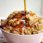 CINNAMON QUINOA PUDDING