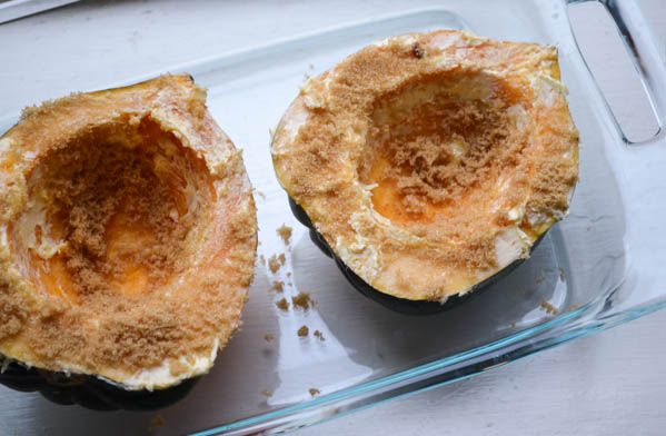 SWEET ROASTED ACORN SQUASH from Rachel Schultz-2
